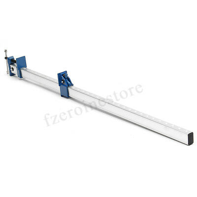 24'' Quick Release F-Clamp Bar Clamp For Woodworking Wood Clamping Carpenter