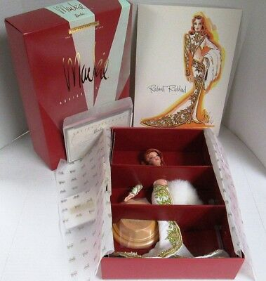 Radiant Redhead Barbie Doll (Red Carpet Collection) (Limited Edition)(New)