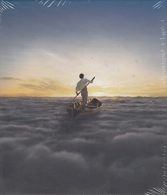 Pink Floyd / Endless River [Casebox, CD & Blu-ray Audio, Cards, Digibook] NEW!
