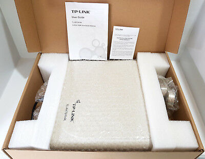 TP LINK TL-ANT2414A 2.4GHz 14dBi Yagi Outdoor Directional Antenna RP-SMA Male