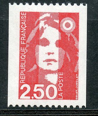 Stamp / Timbre France Neuf N° 2719 ** Marianne Du Bicentenaire / Roulette