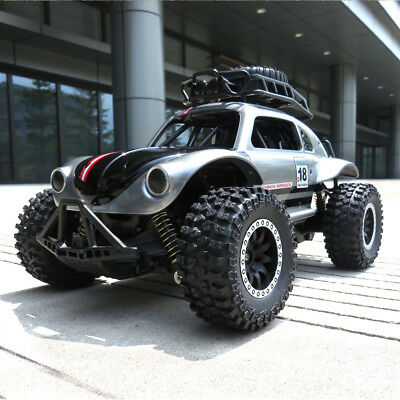 Big Remote Control RC Cars 1/14 2.4G 4WD Independent Suspension Off Road Crawler