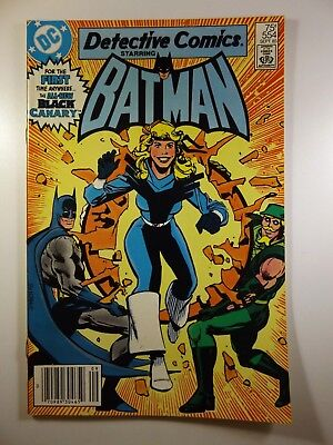 Detective Comics #554 1st Appearance of New Black Canary!! VF-NM Condition!!