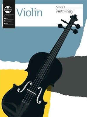 AMEB Violin Preliminary Grade Series 9 (Softcover Book)