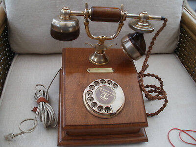 Vintage Telephone Clipper Tsr8026A Bt Fittings.