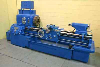 "20"" X 60"" Monarch Engine Lathe: Stock #53138"