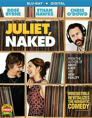 Juliet Naked - Blu-Ray Region 1 Free Shipping!