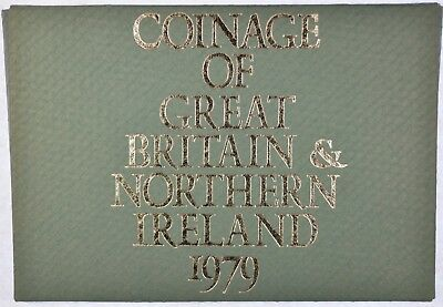 1979 Coinage of Great Britain and Northern Ireland Proof Set (b454.13)