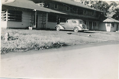WWII Aug 1942 USAAF  72nd Fighter SQ Hawaii Photo #11  Stanley Field Mess Hall