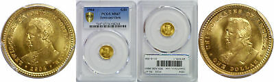 1904 Lewis and Clark $1 Gold Commemorative PCGS MS-67