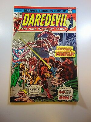 Daredevil #117 VG condition MVS intact Huge auction going on now!