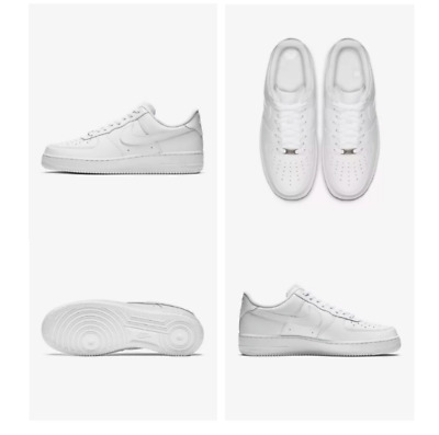 Nike Air Force 1 '07 Low White Men's Shoe Brand New