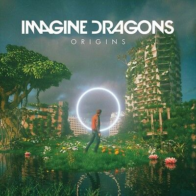 Imagine Dragons Origins CD New 2018
