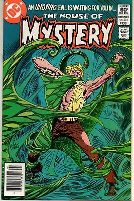 House of Mystery 301 February 1982 8.0 VF DC