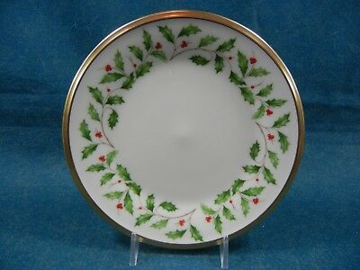 "Lenox Holiday 6 1/4"" Bread and Butter Plate(s)"