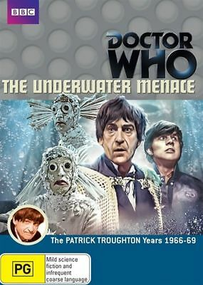 The Doctor Who - Underwater Menace (DVD, 2015)