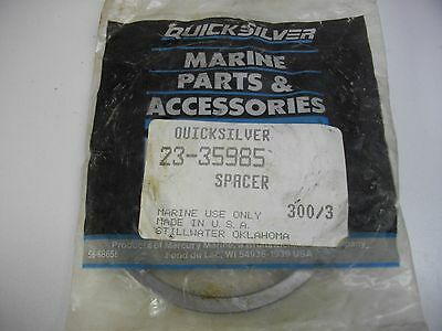 Quicksilver Mercruiser Mercury spacer 23-35985