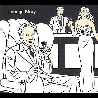 Various Artists : Lounge Story Vol. 1 CD (2006)