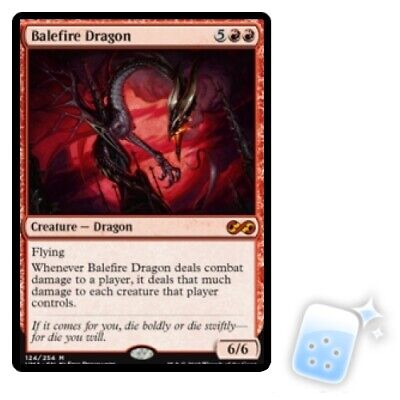 BALEFIRE DRAGON Ultimate Masters Magic MTG MINT CARD