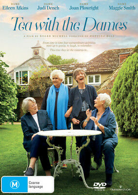 Tea With The Dames (Region 4 DVD)