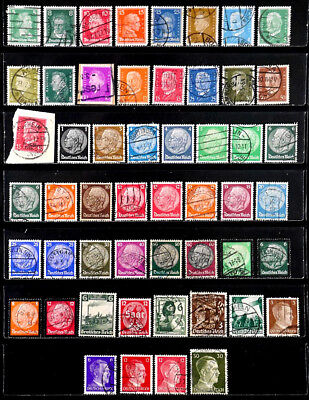 Germany: Classic Era Stamp Collection
