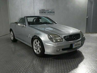Mercedes-Benz SLK SLK 200 cat Kompressor