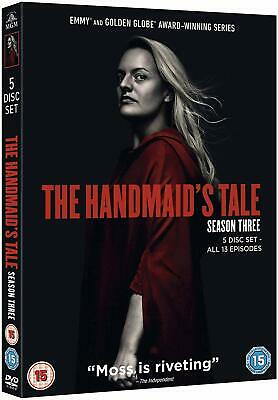 THE HANDMAID'S TALE 2 (2018): US Dystopian TV Season Series - NEW R2 DVD not US
