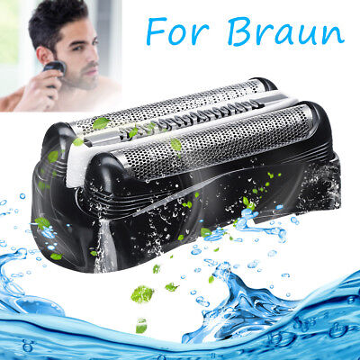Replace Foil Head For Braun Shaver Series 3 32B 3090cc 3050cc 3040s 3020 340 320