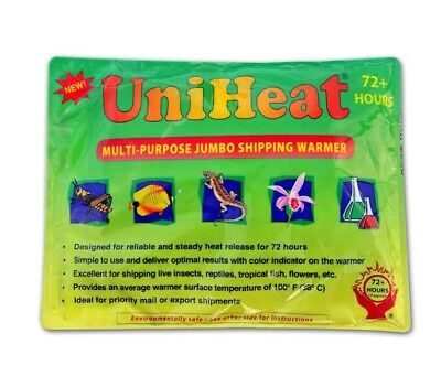 UniHeat 72 Hour Shipping Warmer (ADD ON FOR PLANT ORDER WITH US ONLY!)