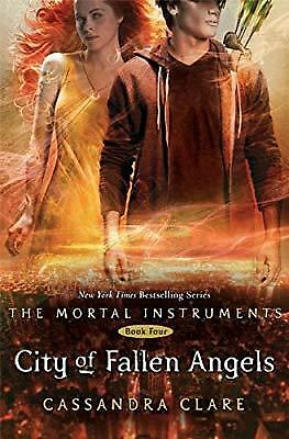 The Mortal Instruments 4: City of Fallen Angels, Clare, Cassandra, Used; Very Go