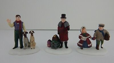 Dept 56 Dickens Village Vision of Christmas Past #58173 Never Displayed