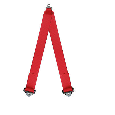 Sabelt 414853E V-type Harness Crotch Strap With Bolt-In Fixings