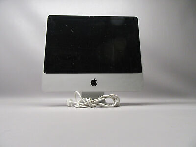 """Apple iMac A1224 20"""" All-In-One with Intel Core 2 Duo 2.26GHz 2GB RAM 160GB HDD"""