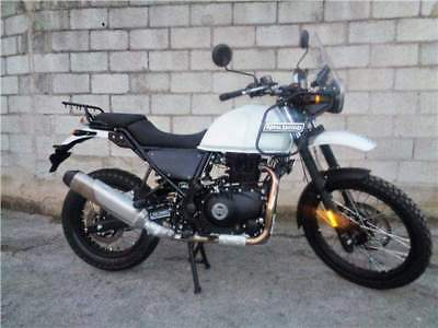 New royal enfield himalayan bianca - 2018