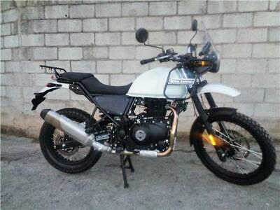 New royal enfield himalayan bianco - 2018
