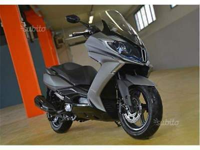 NEW Kymco Downtown 350i GRIGIO- 2018