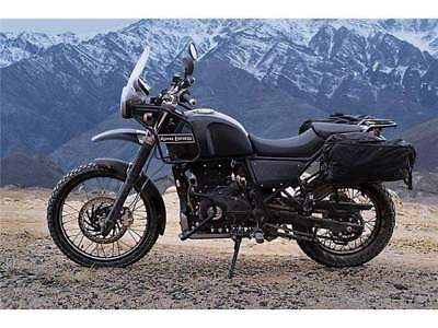 NEW Royal Enfield HIMALAYAN NERO - 2018