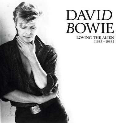 David Bowie - Loving The Alien: 1983-1988 - New Cd Box Set
