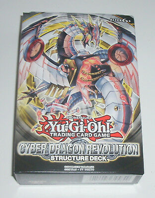Yu-Gi-Oh - Structure Deck Cyber Dragon Revolution - NEU & OVP - Deutsch