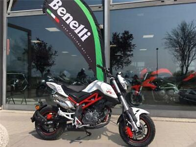 NEW Benelli Tornado Naked T 125 - 2018