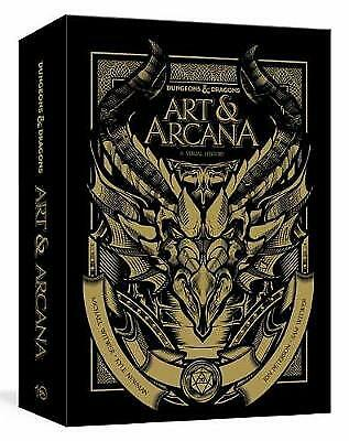 Dungeons and Dragons Art and Arcana: Special Edition, Boxed Book and Ephemera Se