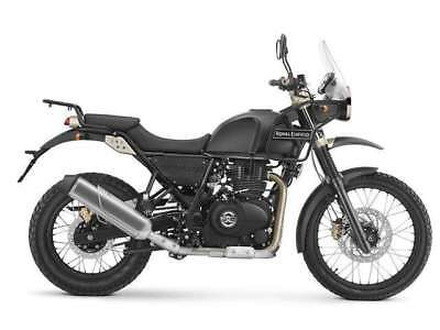 New royal enfield himalayan 400