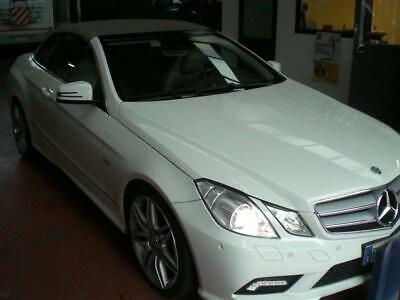 MERCEDES Classe E E 350 CDI Cabrio BlueEFFICIENCY
