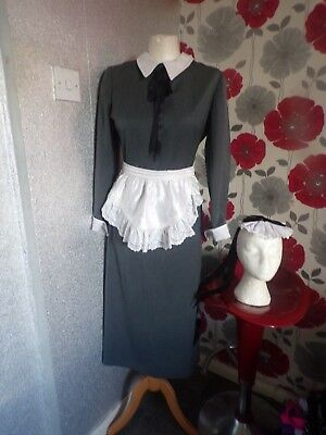 Quality Ex Theatre  Victorian  Maid Style Outfit  Size 12