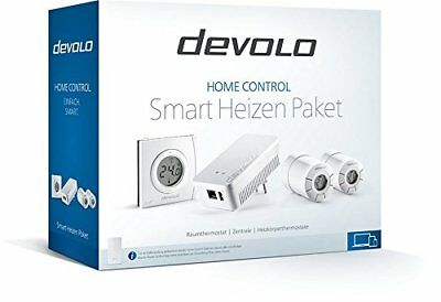 Devolo Home Control Smart Heating Pack, white