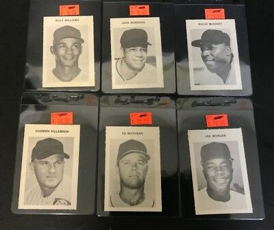 1969 Milton Bradley Lot Of 40 Lots Of Stars But Fillers Only