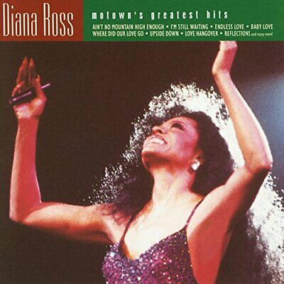 Diana Ross - Motown's Greatest Hits - Diana Ross CD FKVG The Fast Free Shipping