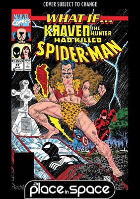 True Believers: What If Kraven The Hunter Had Killed Spider-Man? #1 (Wk43)