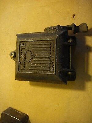 Load of old and very old electrical stuff, light switches etc