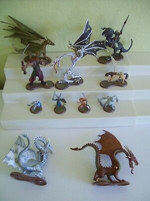 HEROSCAPE Fantasy Roll playing Game Figures Lot Hero Scape